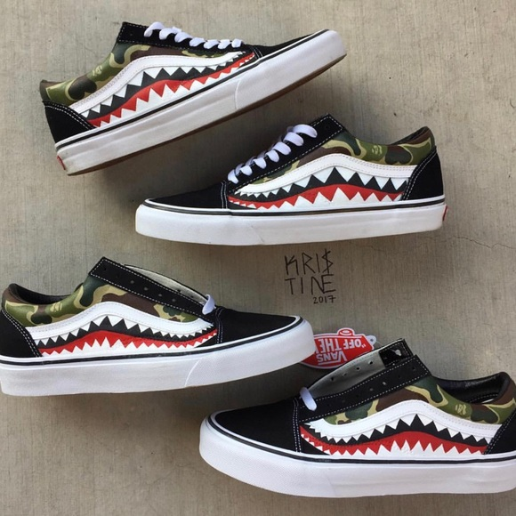 Where Can I Sell My Vans Shoes